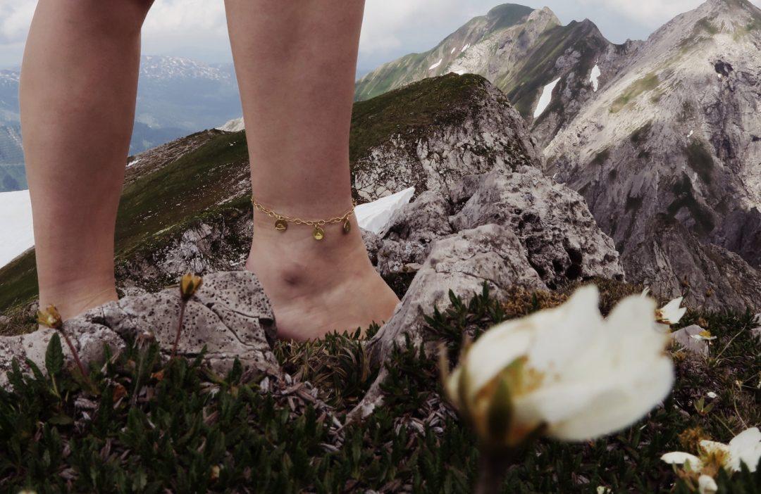 Bergfex Trio Fußkette Allgäu