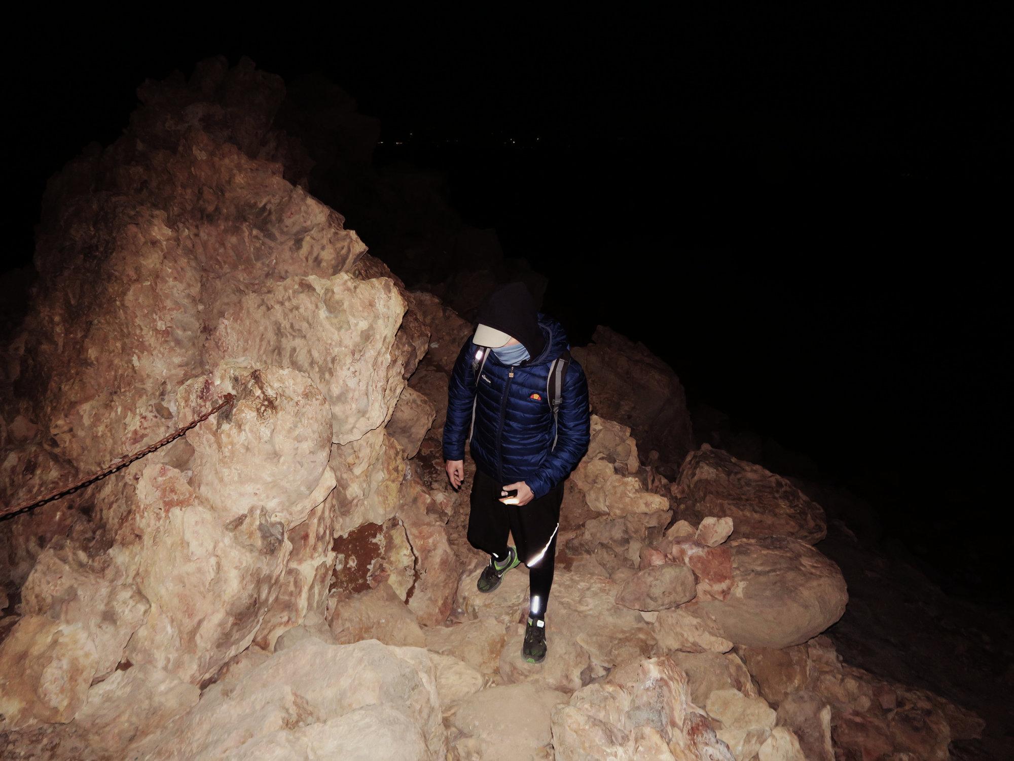 Aufstieg zum Teide Gipfel im Dunkeln, Pico del Teide Aufstieg nachts