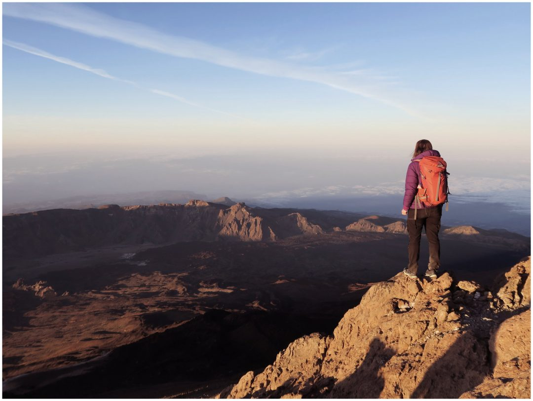 Traumhafter Ausblick vom Pico del Teide