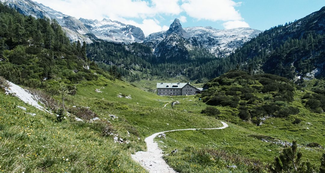 Hüttentour Berchtesgaden Königssee Kärlingerhaus Riemanhaus