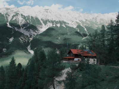 Karwendel Hüttentour Birkarspitze Hallerangerhaus