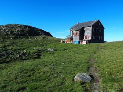 Hugo Gerbers Hütte Kreuzeck Hüttentour