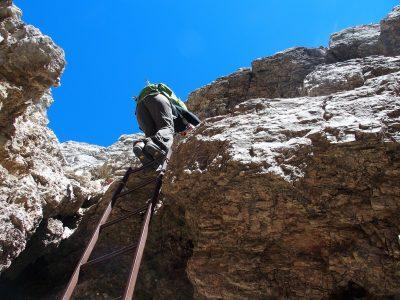 Hüttenwanderungen in den Alpen, Puez-Geissler-Hüttenwanderung