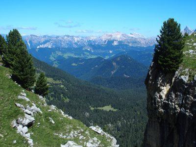 Puez-Geissler-Hüttenwanderung