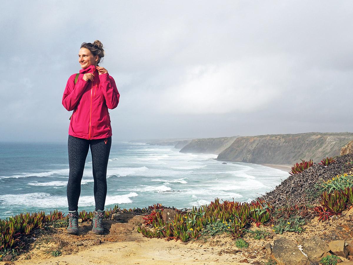 Wandern an der Algarve, Interview mit Fräulein Draußen