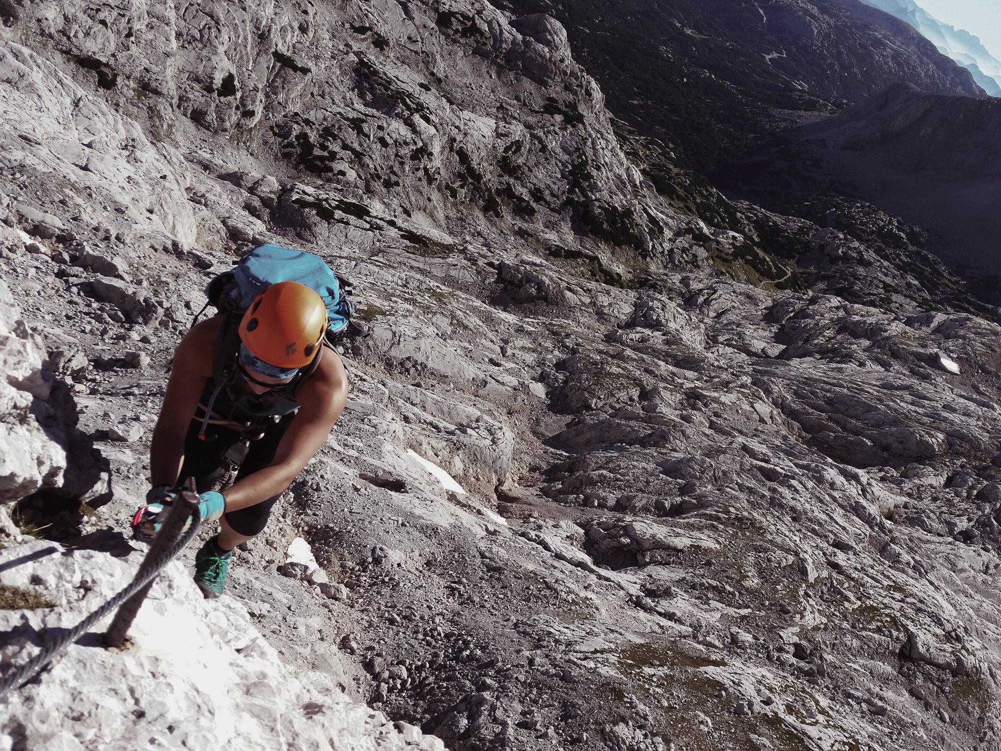 Ana Zirner Abenteurerin Outdoorfrauenpower