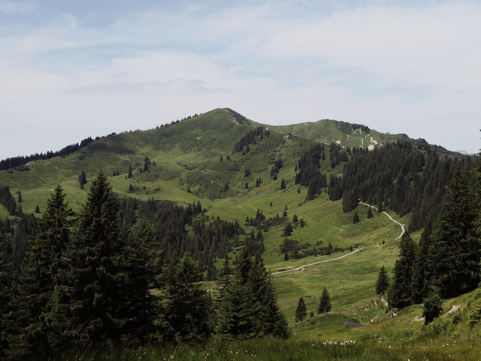 Lieblingsberg Riedberger Horn Allgäu