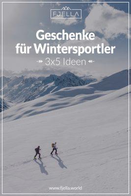 3x5 Geschenke für Wintersportler Pinterest 2020