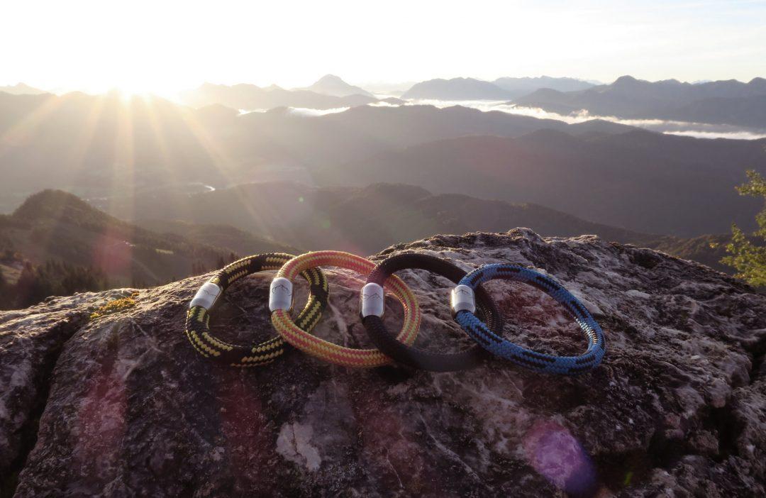 Fjella Bergseil Armband Einfachseil