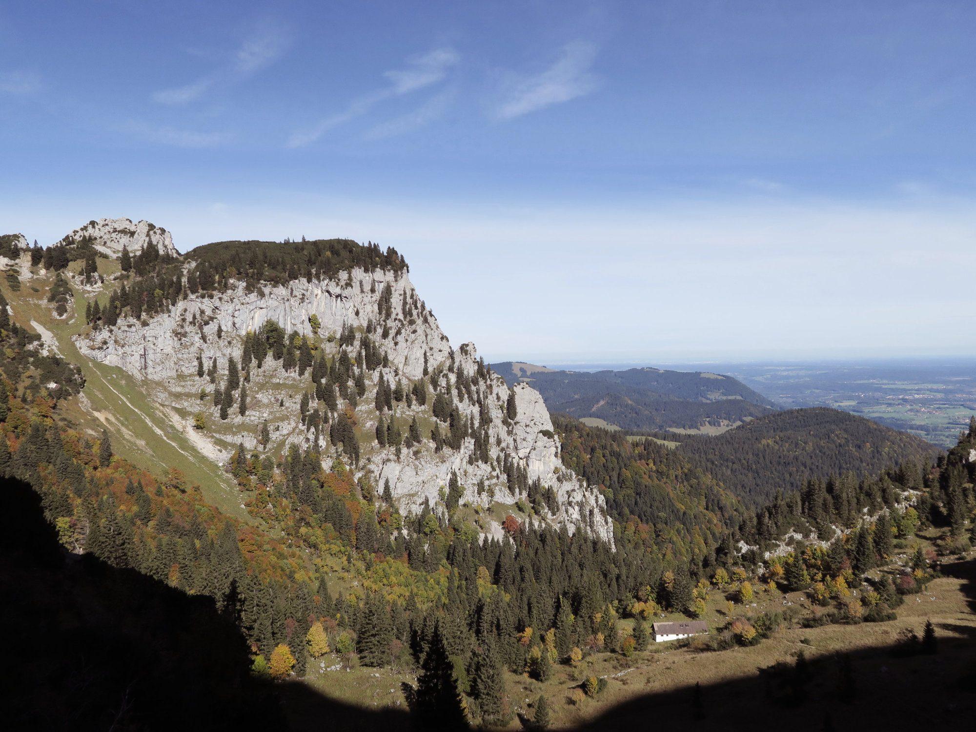Probstwand - Herbstwanderung ins Längental