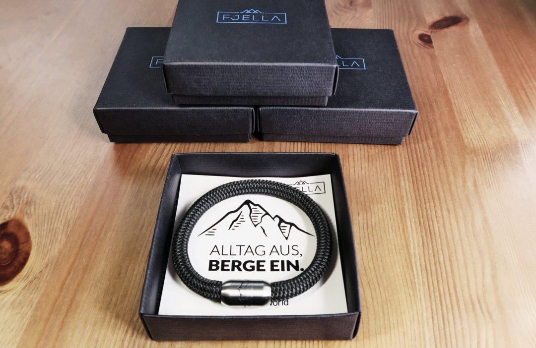 Bergseil Schachtel
