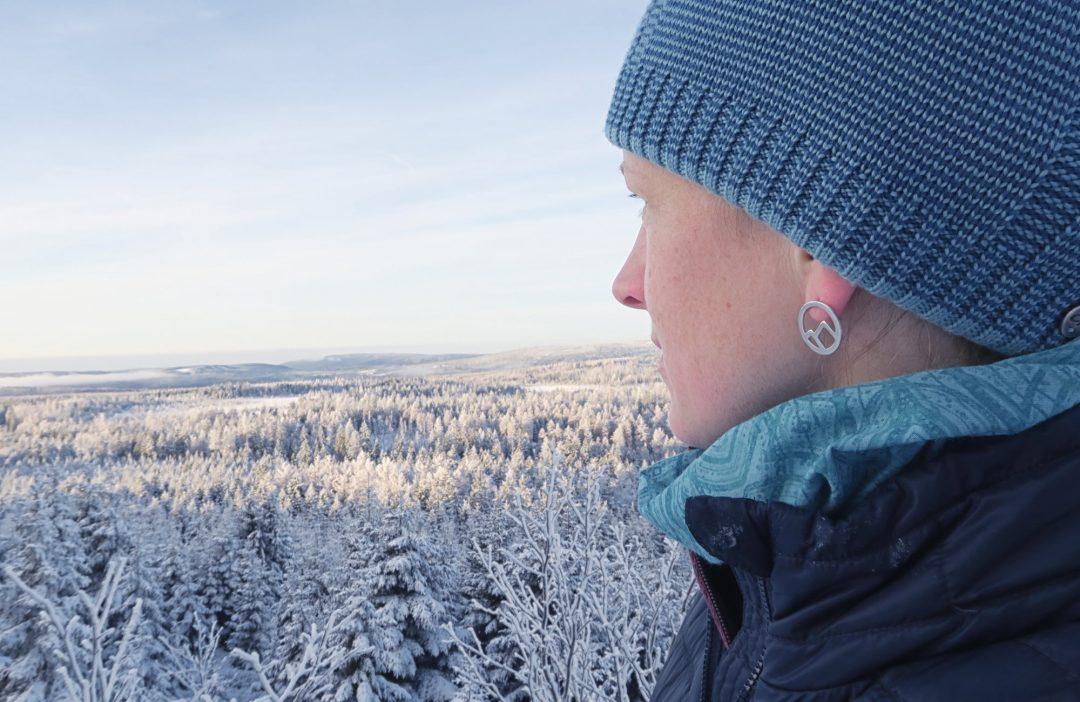 Bergglück Ohrringe Doppeltes Glück Winter Harz_8307 Webseite