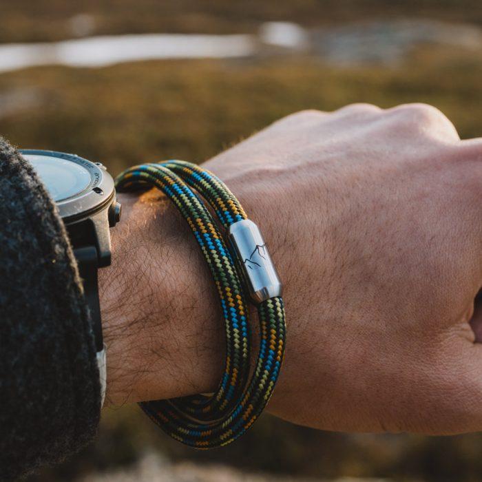 Bergseil Armband Luchs