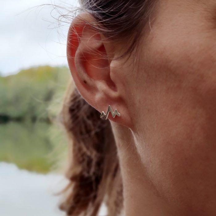 Bergzauber Ohrringe Silber Model 2020