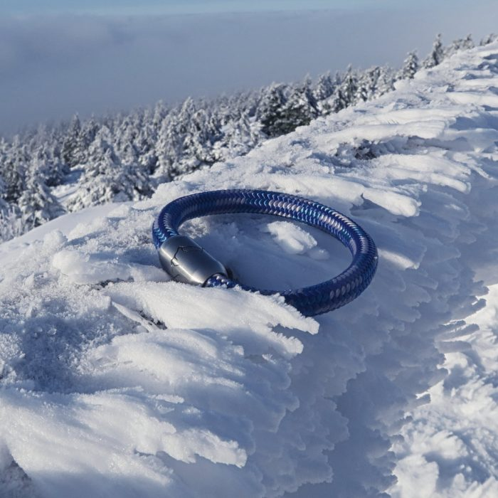 Bergseil Armband Einfachseil Gletscherfloh Winter
