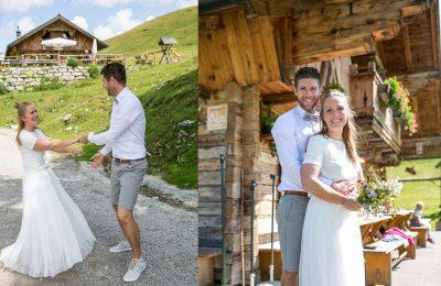Genneralm, Berghochzeit, Heiraten in den Bergen, Hochzeit in den Bergen, Almhochzeit