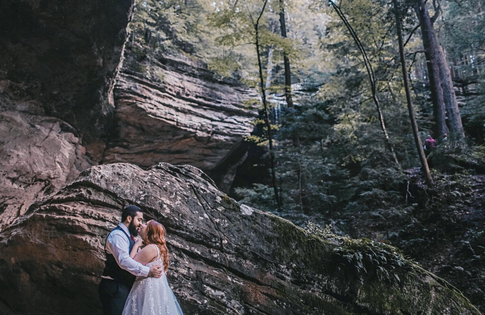 Brautpaar, Felsen, Heiraten in den Bergen, Standesamtlich Heiraten in den Bergen, Almhochzeit, Hochzeit in den Bergen