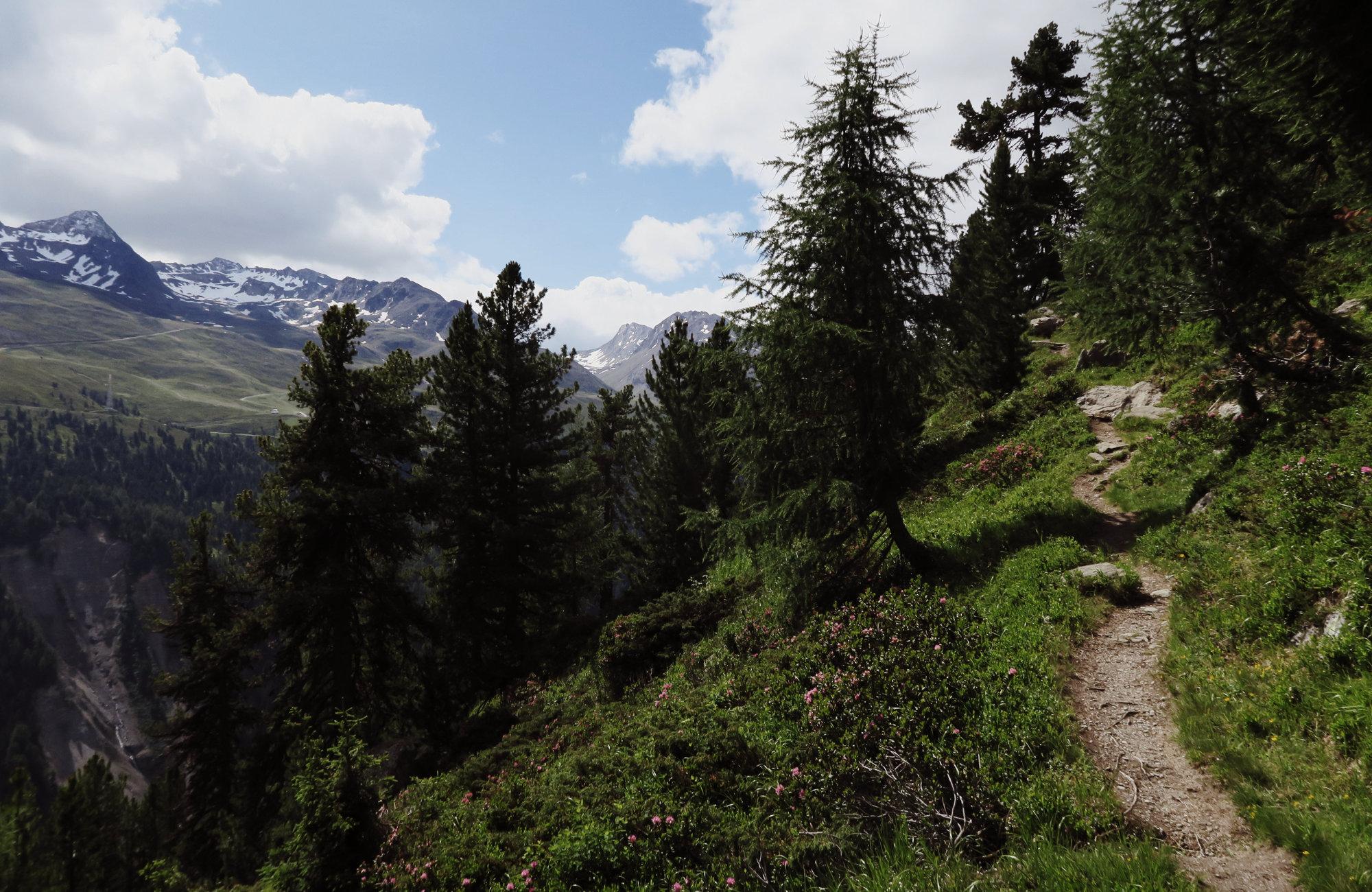 Wanderweg zum Nedersee, Wandertour Seenplatte, Wandern im Ötztal, Wandertour Ötztal, Ötztaler Alpen, Bergwandern, Tirol