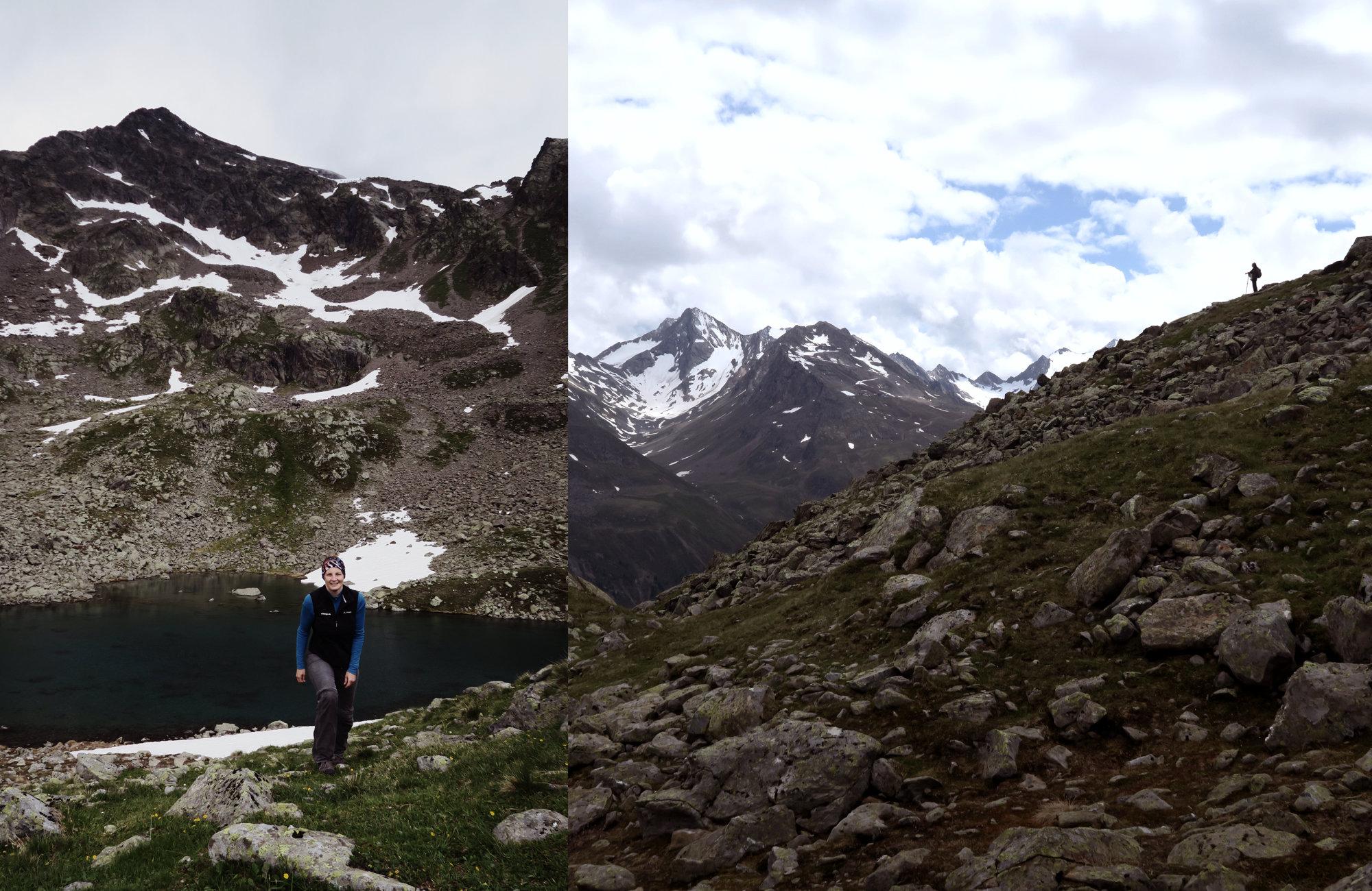 Nedersee, Wandertour Seenplatte, Wandern im Ötztal, Wandertour Ötztal, Ötztaler Alpen, Bergwandern, Tirol
