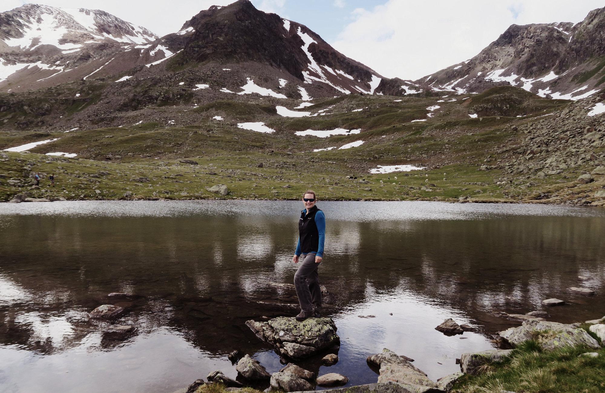 Am Sohmsee, Wandertour Seenplatte, Wandern im Ötztal, Wandertour Ötztal, Ötztaler Alpen, Bergwandern, Tirol