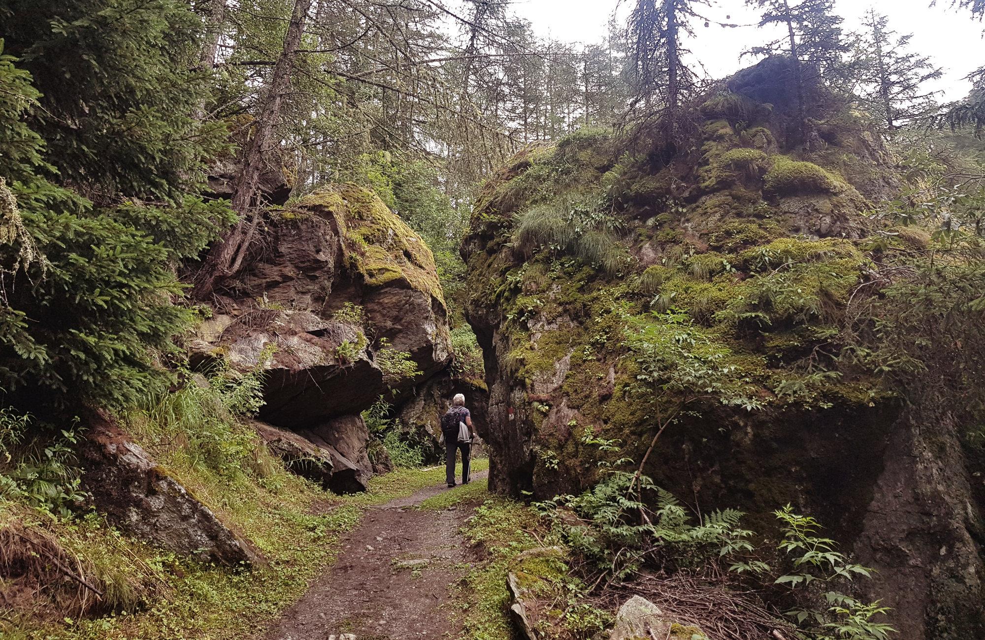 Wandern auf dem Ötztaler Urweg, Wandern im Frühling, Wanderideen Frühling, Wanderungen Frühling, Weitwanderweg Frühling
