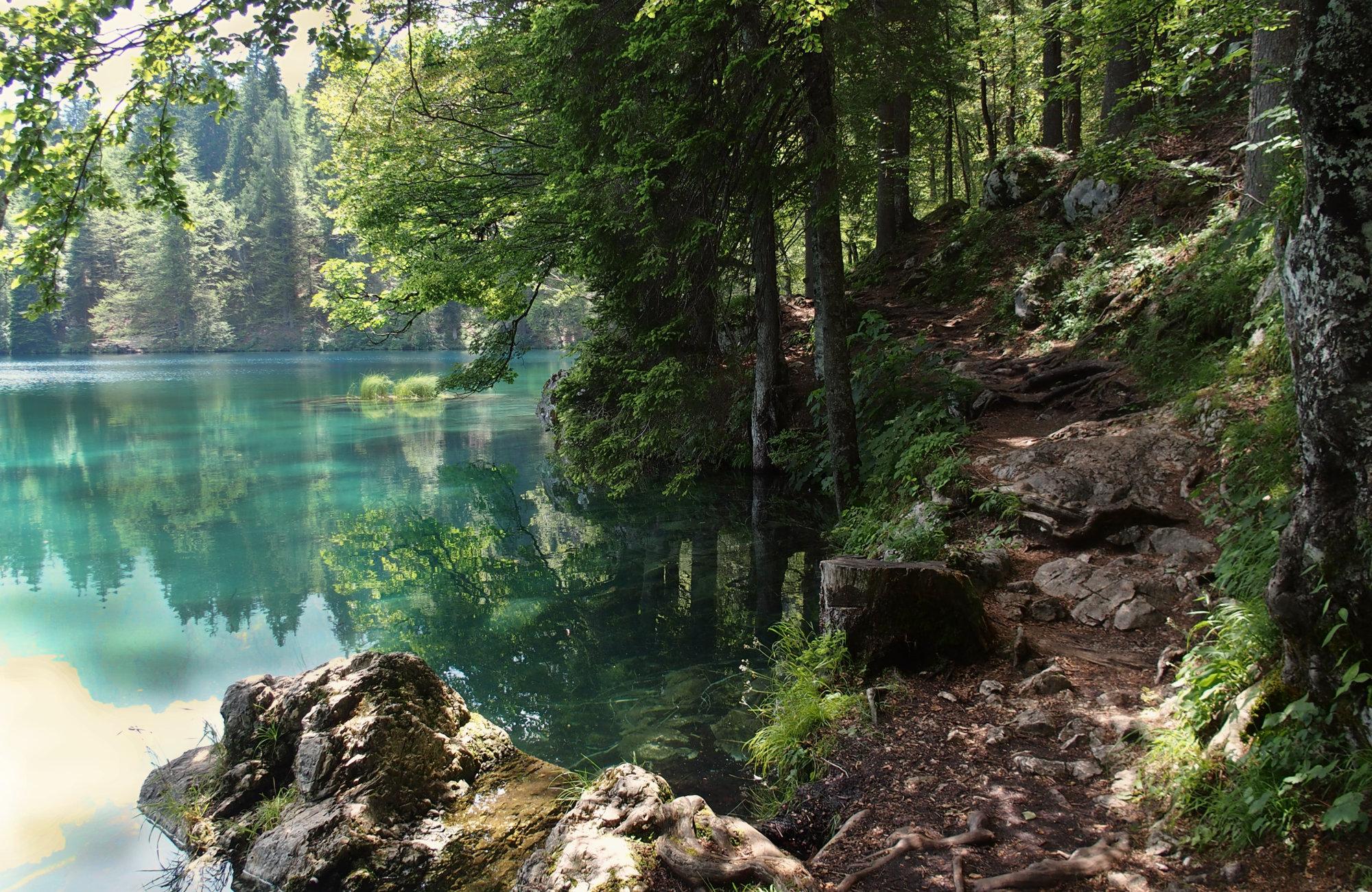 Wandern im Frühling auf dem Alpe Adria Trail, Wandern im Frühling, Wanderideen Frühling, Wanderungen Frühling, Weitwanderweg Frühling