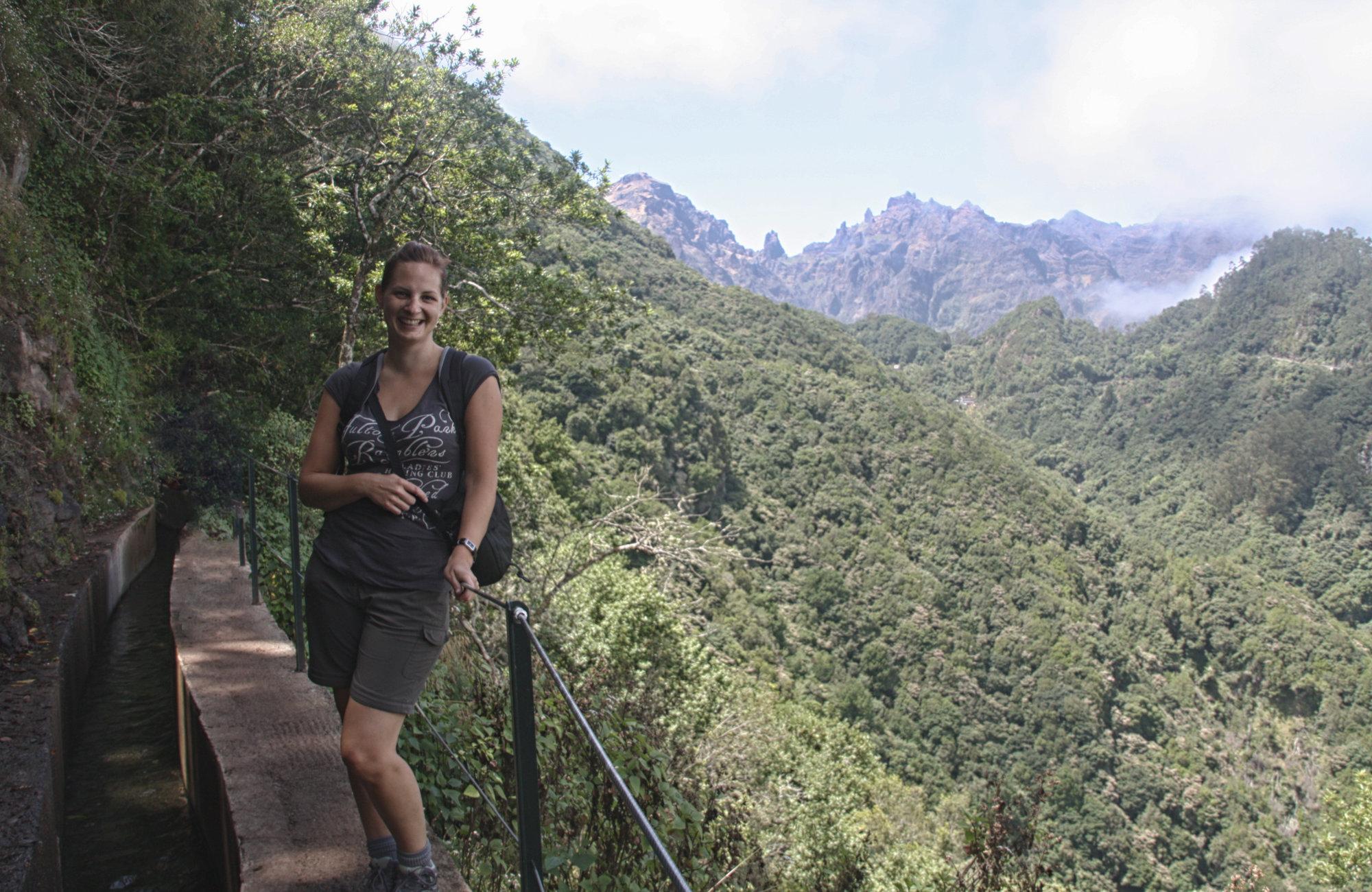 Wandern auf Madeira, Frühlingswanderung Madeira
