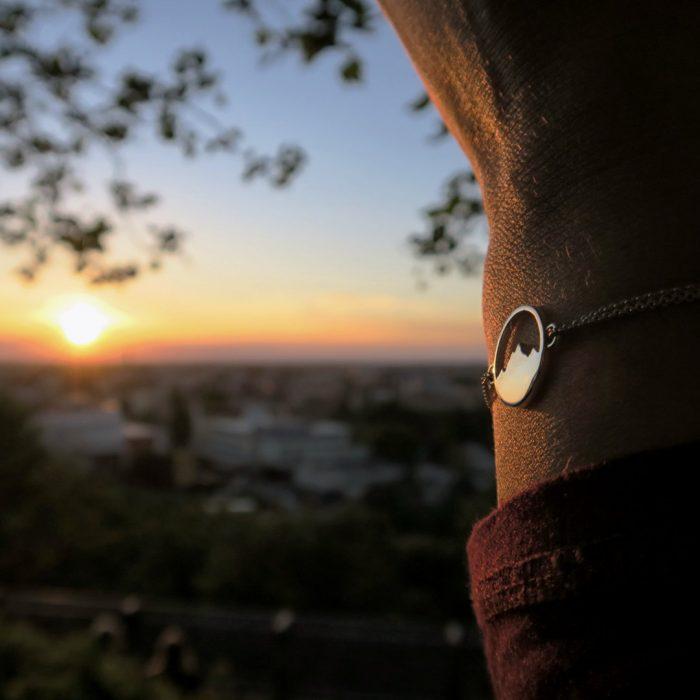Fjella Alpenblick Armband mit Kettchen Berlin Humboldthain (4)