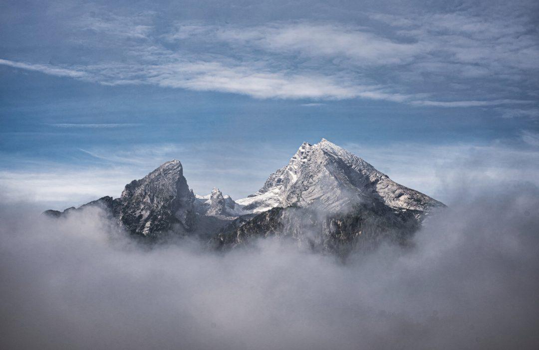 Wanderungen rund um den Watzmann, Wandern in den Berchtesgadener Alpen