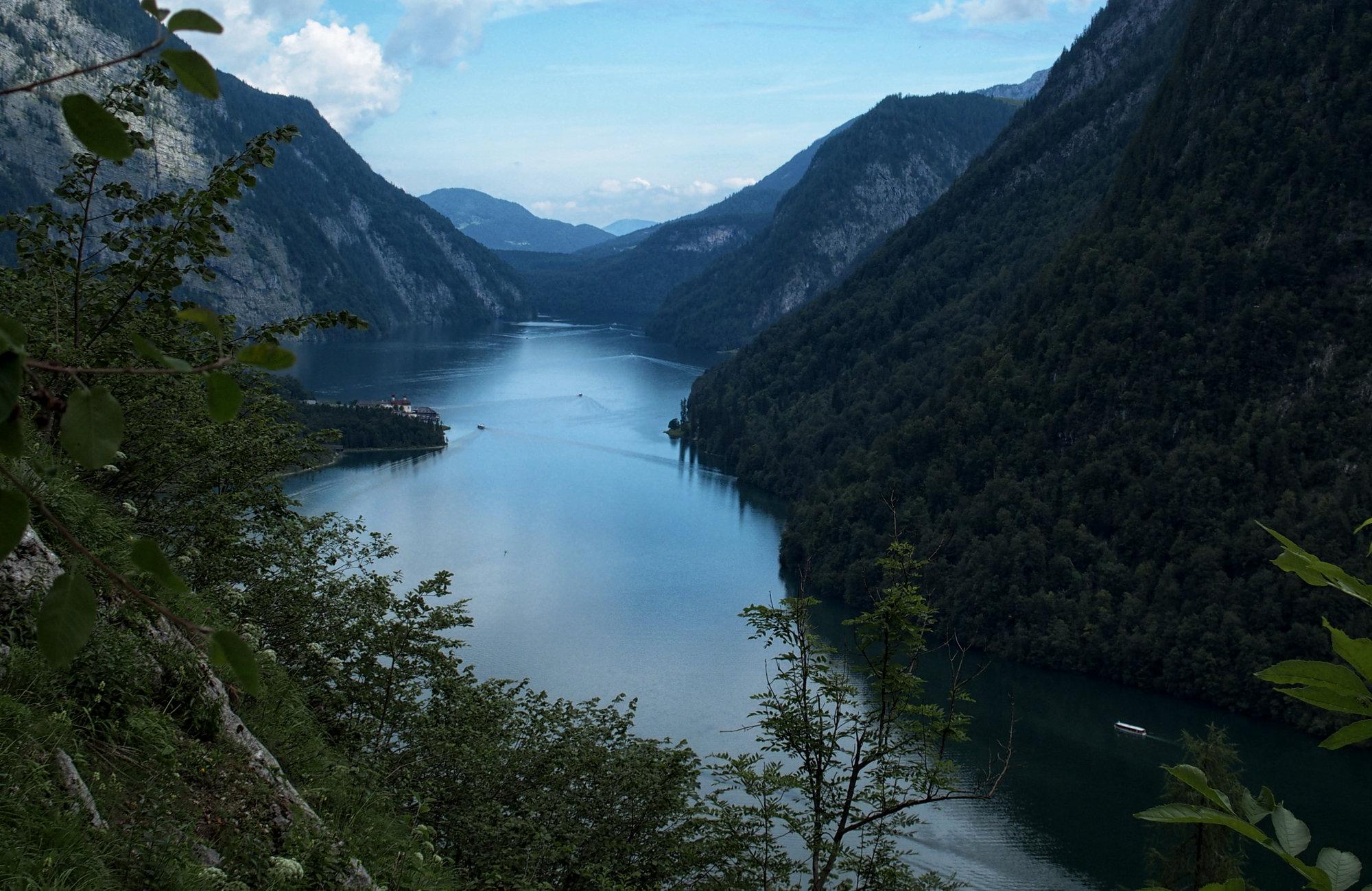 Wanderungen am Watzmann, Königssee, Berchtesgadener Alpen