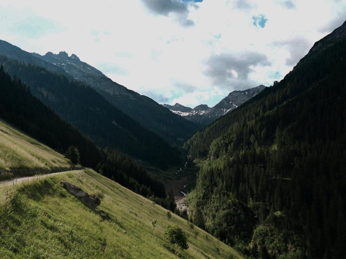 Wanderung Kaisers Grießkopf Tirol Österreich Lechtal