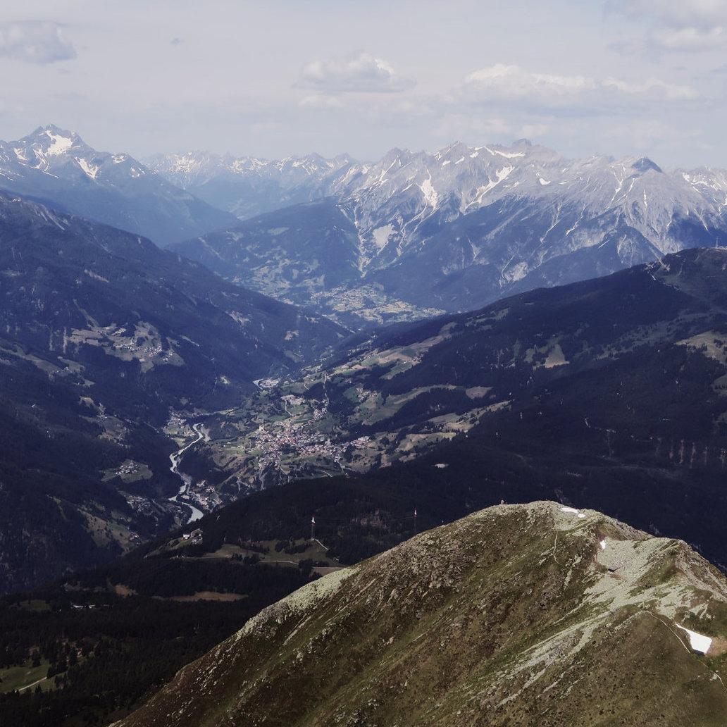 Wanderung Hohe Aifner Spitze
