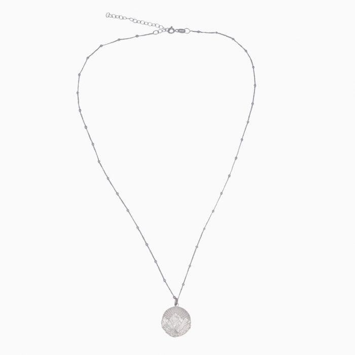 Himalaya Kette freigestellt Silber Komplett Webseite
