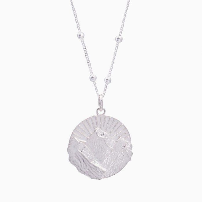 Himalaya Kette freigestellt Silber Webseite